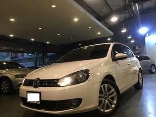 2010 Volkswagen Golf 1.4 TSI 原廠ABT晶片升級190p 性能直逼GTI
