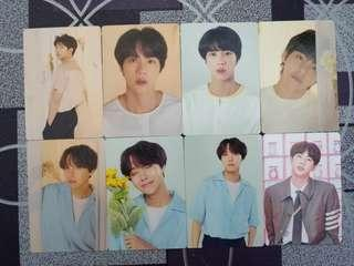[WTS] BTS Love Yourself World Tour & 4th Muster Mini Photocards