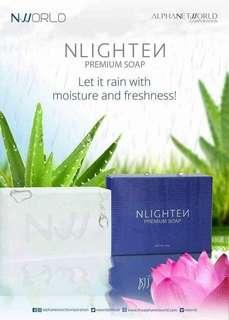 NEW NLighten Premium Soap