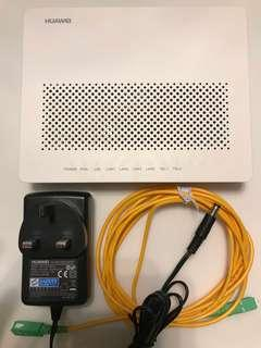Huawei EchoLife HG8240H GPON Terminal