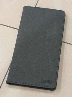 BMW passport holder