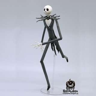 *BNIB* Nightmare Before Christmas: 14-inch Deluxe Jack Skellington with interchangeable heads
