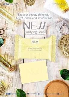 NEW NLighten Purifying Soap