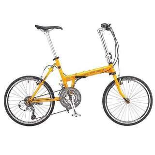 F20-T3 27speed SHINANO 105 Foldable bike