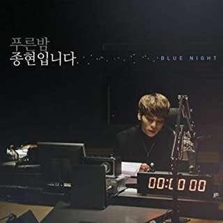 [WTB]Jonghyun MBC Radio FM4U CD