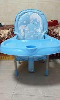 BB餐椅 feeding chair