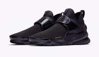 Nike Sock Dart black color