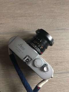 Leica M9-P Silver Chrome
