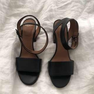 Givenchy Paris Strap Heeled sandal