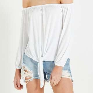 Cotton On Avery Off The Shoulder Top