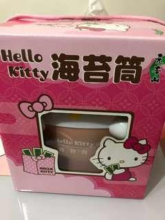Hello kitty 筒