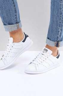 096ab0babb68a0 Adidas Originals Stan Smith Navy UK 4.5