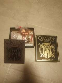 Omen: A Reign of War Omega Edition