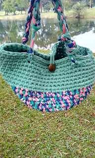 Bag kain tenun