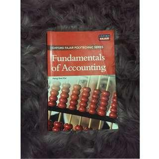 Fundamentals of Accounting (Polytechnic Series)