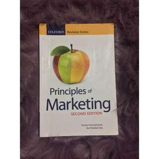 Principles Of Marketing (Polytechnic Series)