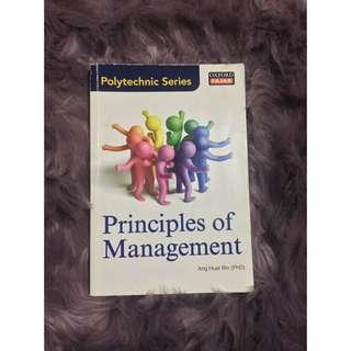 Principles of Management (Polytechnic Series)