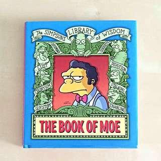 The Simpsons Library Of Wisdom : The Book Of Moe