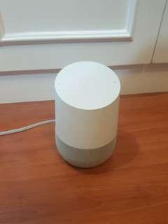 Google Home (free delivery)