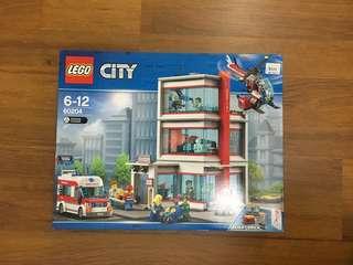 LEGO CiTY -60204 Hospital set