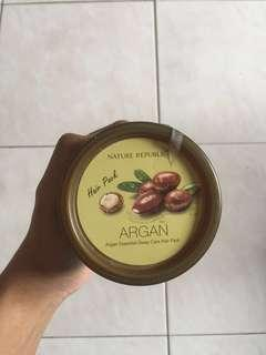 Nature Republic Hair Mask #SparkJoyChallenge