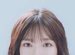 韓國 假瀏海 髮片 女團配用 全真髮 自然迷你髮片 空氣瀏海 自然黑