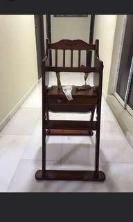 🚚 Baby Chair