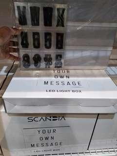 Light Box Large