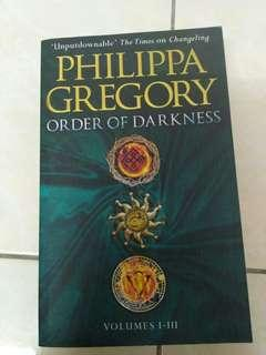 Order of Darkness Volumn 1-3 - Philippa Gregory