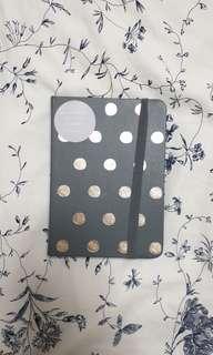 🚚 Kikki.k A6 Bonded Leather Journal