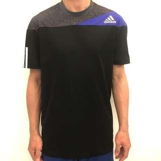 Black Adidas T-shirt