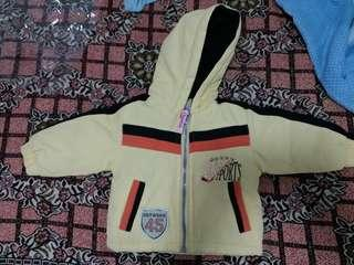 3m baby cloth jacket