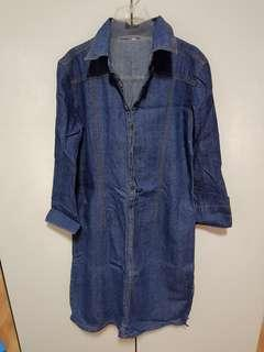 Clearance***Denim Tunic/Dress