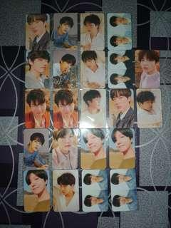 [WTS] BTS Duplicate Photocards