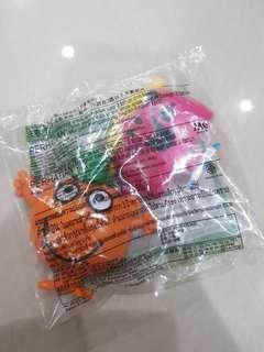 Mcd Toys Mr. Men Little Miss