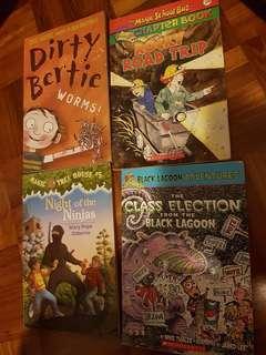 🚚 Primary school English story books