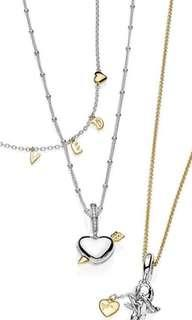 Pandora necklaces 頸鏈