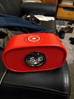 🚚 K66紅色喇叭