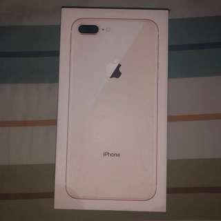 iPhone 8 PLUS 64 GB - GOLD