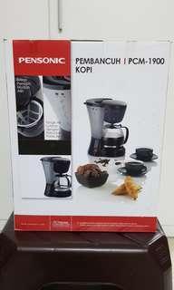 PENSONIC COFEE MAKER *CHEAP*NEW*