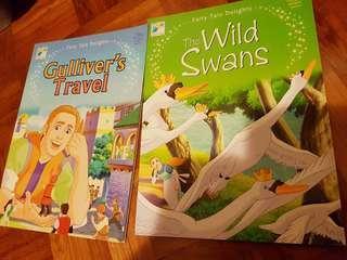 🚚 Preschool English story books