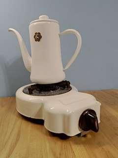 🚚 造型爐(不含印月兔壺)