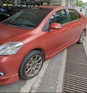 Toyota Vios 1.5 J Sports Auto