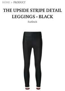 The upside tights