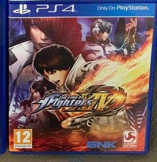 PS4 拳王 King of Fighters XIV 美版