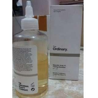 The Ordinary Glycolic Acid 7% Yogyakarta
