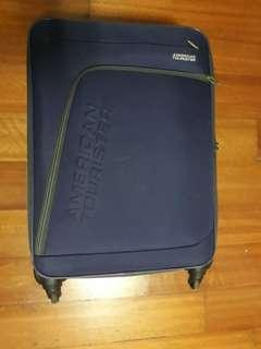 American Tourister Luggage (2 broken wheels)