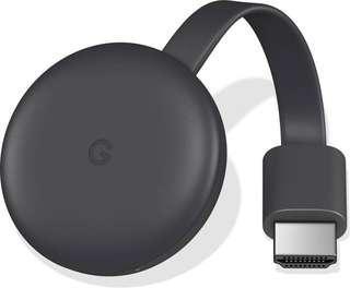 Chromecast 3 / 3rd gen Chromecast