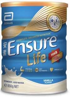 🚚 Ensure