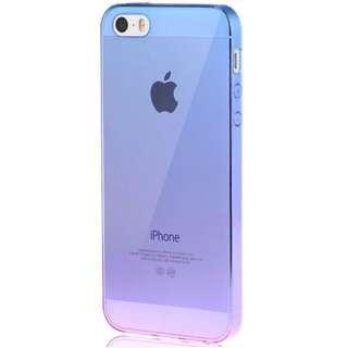 卡娜赫拉+漸層手機軟殼iPhone 5S